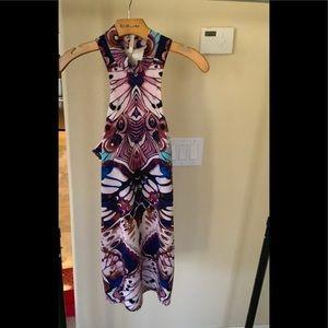 Sleeveless Bebe dress
